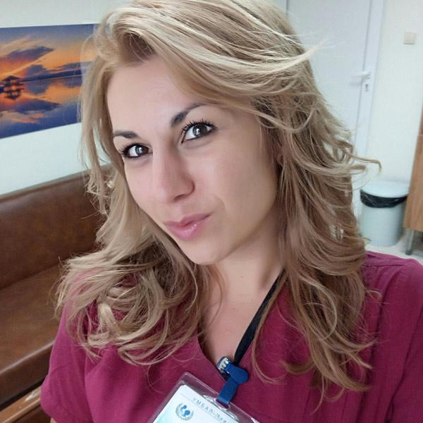 Д-р Полина Василева