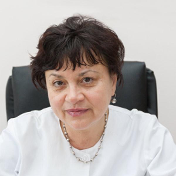 Доц. д-р Катя Тодорова