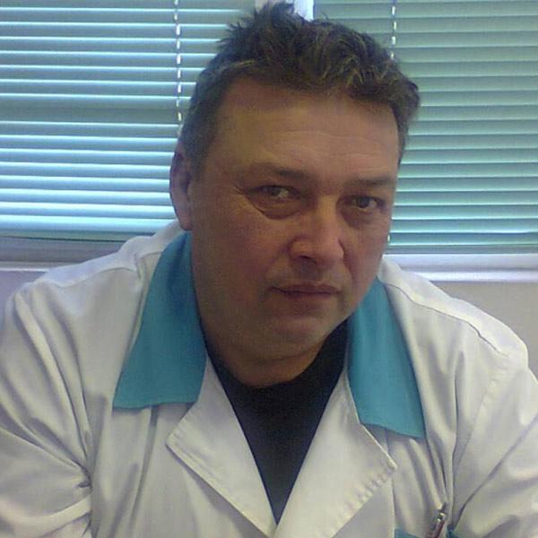 Доц. д-р Николай Николов