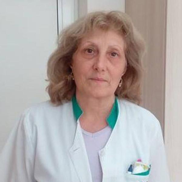 д-р Наталия Стефанова
